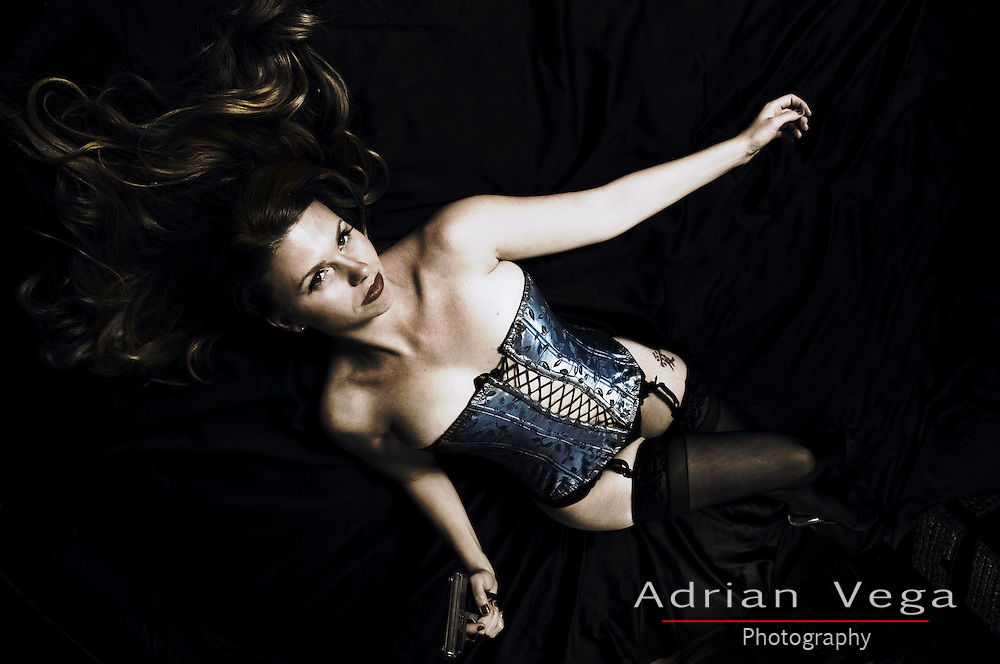 A fine art boudoir and lingerie photography gallery by Kansas City Missouri Photographer Adrian vega