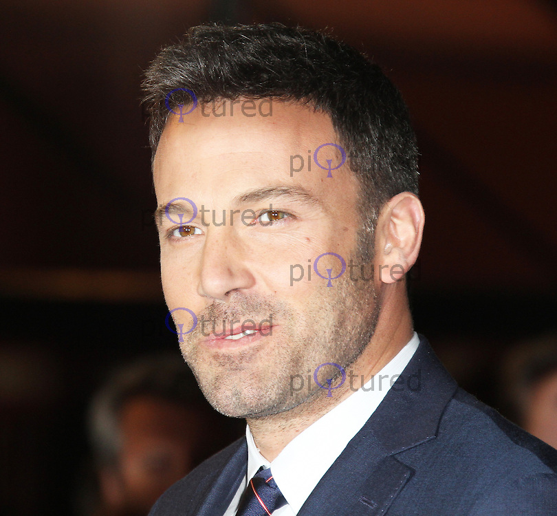 LONDON - OCTOBER 17: Ben Affleck attended the screening of 'Argo' at the Odeon, Leicester Square, London, UK. October 17, 2012. (Photo by Richard Goldschmidt)