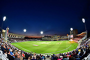The scene during the NatWest T20 Blast Quarter Final match between Notts Outlaws and Somerset County Cricket Club at Trent Bridge, West Bridgford, United Kingdom on 24 August 2017. Photo by Simon Trafford.
