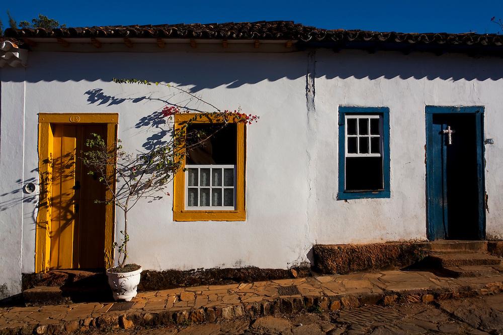 Tiradentes_MG, Brasil...Cidade historica de Tiradentes, Minas Gerais...Tiradentes historical city in Minas Gerais, the town is known for its historical and cultural value. ..Foto: LEO DRUMOND / NITRO