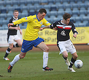 Dundee v Greenock Morton, William Hill Scottish Cup 5th Round at Dens Park .. - © David Young - www.davidyoungphoto.co.uk - email: davidyoungphoto@gmail.com