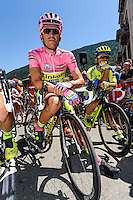 Contador Alberto - Tinkoff Saxo - 27.05.2015 - Tour d'Italie - Etape 17 -  Tirano / Lugano<br />
