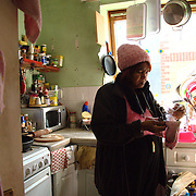 """""""I have rent arrears at the moment and so I am not sure I will be able to move in a bigger home"""" Linda, March 2012"""
