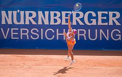 21.07.2015, Hotel Europaeischer Hof, Bad Gastein, AUT, WTA Tour, Nuernberger Gastein Ladies 2015, Tag 1, Einzel 1. Runde, im Bild Tamira Paszek (AUT) // Tamira Paszek of Austria during the ladies single 1st round match of Nuernberger Gastein ladies tennis tournament of the WTA Tour at the Hotel Europaeischer Hof in Bad Gastein, Austria on 2015/07/21. EXPA Pictures © 2015, PhotoCredit: EXPA/ Johann Groder