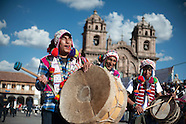 June festivals in Cuzco