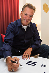 Glenn Hoddle at The Cumberland Hotel at Marble Arch, London, August 30 2018.