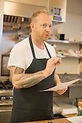 Ricker teaches about thai cuisine.