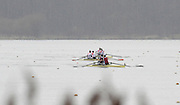 Hazewinkel. BELGUIM, GBR W2- Bow Alice FREEMAN and Carla ASHFORD, winning the final of the W2- at the  2008 GB Rowing Trials, at the Bloso Rowing Course, 09/03/2008. [Mandatory Credit, Peter Spurrier/Intersport-images] Rowing Course, Bloso, Hazewinkel. BELGUIM