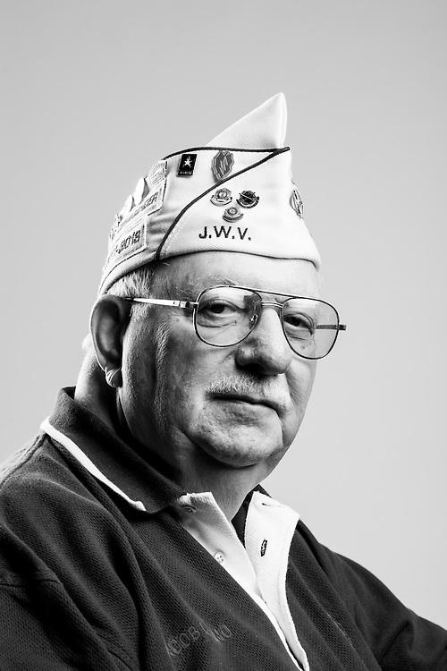 Jacob M. Romo<br /> Army<br /> O-5<br /> Mental Health<br /> Jan. 6, 1961 - Jan. 31, 1981<br /> Vietnam<br /> <br /> Veterans Portrait Project<br /> Charleston, SC<br /> Jewish War Veterans