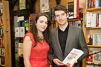 Founder of the Expect Success Academy, Galway based business and marketing strategist John Mulry launched his first book Your Elephant's Under Threat. At the launch were Jessica Thompson and the author himself John Mulry.<br /> Your Elephant's Under Threat will be available from www.amazon.com and Charlie Byrne&rsquo;s Bookshop Galway from February 28th and retails at &euro;19.99<br /> &nbsp;Photo:Andrew Downes