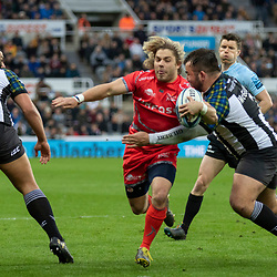 23,03,2019 Gallagher Premiership Newcastle Falcons and Sale Sharks