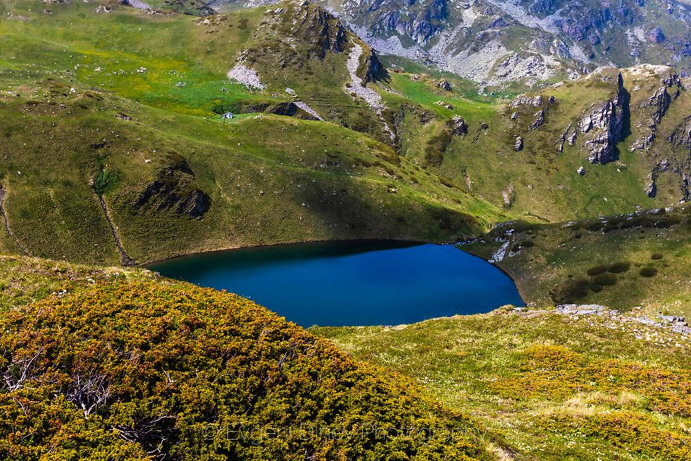 Urdino lake in Rila Mountain
