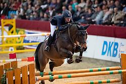 KRAUSE Mascha (GER), Vittorio 12<br /> Neustadt-Dosse - CSI 2019<br /> 2. Qualifikation Youngster Tour für 7 und 8 jährige Pferde<br /> 11. Januar 2019<br /> © www.sportfotos-lafrentz.de/Stefan Lafrentz