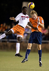 20070928 - #4 Virginia v #12 Virginia Tech (NCAA Men's Soccer)