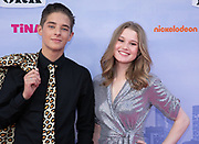2019, June 21. Kinepolis Jaarbeurs, Utrecht, the Netherlands. Valentijn Ave and Nola Kemper at the premiere of 100% Coco in New York