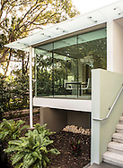 Cantilevered Dinning Room