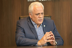 Ricardo Breier, que é Presidente da OAB RS.  FOTO: Marcos Nagelstein/Agência Preview