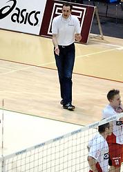 04-03-2006 VOLLEYBAL: FINAL 4 HEREN: PIET ZOOMERS D - ORTEC NESSELANDE: ROTTERDAM<br /> In een mooie halve finale werd Piet Zoomers D met 3-1 verslagen door Ortec Nesselande / Peter Blange <br /> Copyrights 2006 WWW.FOTOHOOGENDOORN.NL