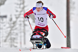 BILODEAU Lyne-Marie, CAN, LW12 at the 2018 ParaNordic World Cup Vuokatti in Finland