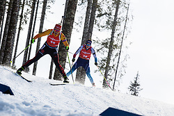 Karolin Horchler (GER) during the Mass Start Women 12,5 km at day 4 of IBU Biathlon World Cup 2019/20 Pokljuka, on January 23, 2020 in Rudno polje, Pokljuka, Pokljuka, Slovenia. Photo by Peter Podobnik / Sportida