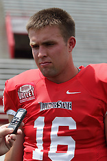 Jake Kolbe Illinois State Redbird football photos