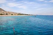 Red Sea coast south of Eilat, Israel