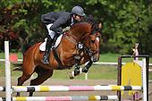 Horse jumping 13.04.13
