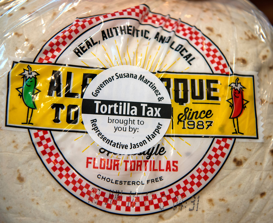 em052417f/a/Tortilla from a rally in the Rotunda of the State Capitol during the special legislative session in Santa Fe, Wednesday May 24, 2017. The rally organized by the, Conference of Catholic Bishops, was to oppose any tax on food. The rally included 6000 tortillas that are being donated to various food organizations.  (Eddie Moore/Albuquerque Journal