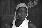 Young Nigerian Woman, 1991
