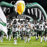 Lake Ridge Eagles vs Timberview 10-09-15