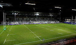A general view of The Stade Amedee-Domenech home of Brive ahead of the European Challenge Cup match with Worcester Warriors - Mandatory by-line: Robbie Stephenson/JMP - 14/01/2017 - RUGBY - Stade Amedee-Domenech - Brive-la-Gaillarde,  - Brive v Worcester Warriors - European Challenge Cup