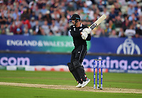Cricket - 2019 ICC Cricket World Cup - Group Stage: New Zealand vs. South Africa<br /> <br /> New Zealand's Colin de Grandhomme in action today during the ICC Cricket World Cup match between New Zealand and South Africa, at Edgbaston, Birmingham.<br /> <br /> COLORSPORT/ASHLEY WESTERN