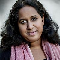 Nederland, Hilversum, 2 november 2016<br /> Chamila Dilrukshi-Seppenwoolde (29), zij is bestuurslid van de United Adoptees Netherlands, zelf geadopteerd uit Sri Lanka en blij met het advies om interlandelijke adoptie stop te zetten.<br /> Zij bleek nog ouders, twee zussen en een broer te hebben en gaat elk jaar terug. Voelt zich volbloed Sri-lankaan, maar is ook daar niet echt thuis. Ze kan rustig terugkijken, noemt zichzelf maatschappelijk geslaagd, maar<br /> beseft dat ze veel verloren heeft.<br /> <br /> Foto: Jean-Pierre Jans