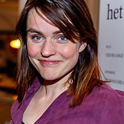 NLD/Utrecht/20171212 - Premiere Hendrik Groen, Sophie van den Enk