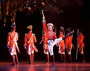 The Nutcracker <br /> choreography by Sir Peter Wright <br /> at the <br /> Birmingham Royal Ballet <br /> Birmingham Hippodrome, Great Britain <br /> 24th November 2017 <br /> <br /> Kit Holder<br /> <br /> <br /> Photograph by Elliott Franks <br /> Image licensed to Elliott Franks Photography Services