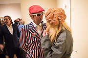 DUGGIE FIELDS, PAM HOGG, Lucian Freud: The Self-portraits   Royal Academy, Piccadilly, London. October 23 2019
