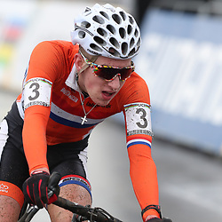27-01-2017: Wielrennen: Wereldkampioenschap veldrijden: Luxemburg<br /> BIELES (LUX) cyclocross