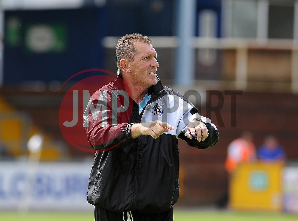 Stuart Naylor - Photo mandatory by-line: Neil Brookman/JMP - Mobile: 07966 386802 - 18/07/2015 - SPORT - Football - Bristol - Memorial Stadium - Pre-Season Friendly