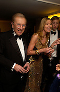Sir David Frost, Lady Carina Frost, George Frost. Annual  Award dinner given by the Media Society in honour of Sir David Frost. Savoy. 9 March 2005. ONE TIME USE ONLY - DO NOT ARCHIVE  © Copyright Photograph by Dafydd Jones 66 Stockwell Park Rd. London SW9 0DA Tel 020 7733 0108 www.dafjones.com