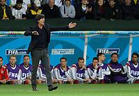 Fotball<br /> Tyskland v Algerie<br /> 30.06.2014<br /> VM 2014<br /> Foto: Witters/Digitalsport<br /> NORWAY ONLY<br /> <br /> Bundestrainer Joachim ''Jogi'' Löw (Deutschland)<br /> Fussball, FIFA WM 2014 in Brasilien, Achtelfinale, Deutschland - Algerien