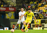 The player of Villarreal Bruno Soriano, in action during the match of Uefa Europa League, 3 day. (Photo: Alter Photos / Bouza Press / Maria Jose Segovia)