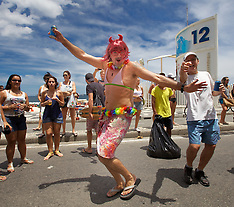 FEB 03 2013 Rio Carnaval 2013