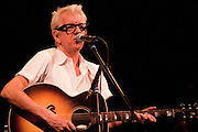Nick Lowe at the Tabernacle in Mt. Tabor, NJ 10/23/2010.
