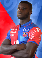 Olivier Kemen during photoshooting of Gazelec Ajaccio for new season 2017/2018 on September 26, 2017 in Ajaccio<br /> Photo : Gfca / Icon Sport