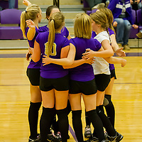 Berryville JV Volleyball vs Green Forest 10-05-15