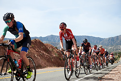 Pernille Mathiesen (DEN) at Amgen Tour of California Women's Race empowered with SRAM 2019 - Stage 3, a 126 km road race from Santa Clarita to Pasedena, United States on May 18, 2019. Photo by Sean Robinson/velofocus.com