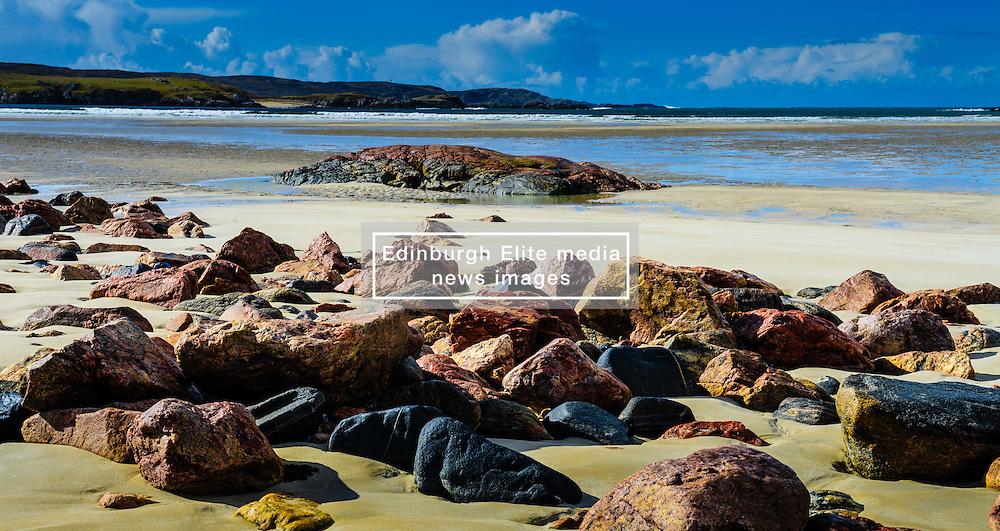 The beach at Ardroil, Isle of Lewis, Outer Hebrides, Scotland<br /> <br /> (c) Andrew Wilson   Edinburgh Elite media