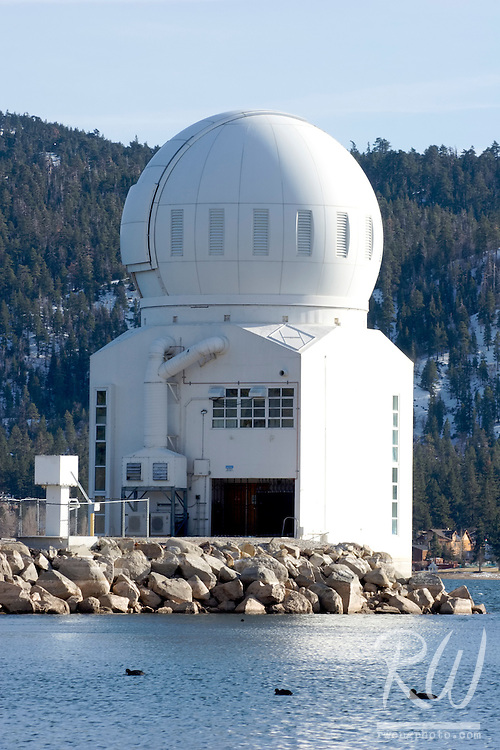 Solar Observatory, Big Bear Lake, California