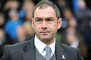 Paul Clement manager of Derby County during the Sky Bet Championship match at Hillsborough, Sheffield<br /> Picture by Graham Crowther/Focus Images Ltd +44 7763 140036<br /> 06/12/2015