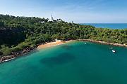 Galle Bay, near Unuwatuna.,
